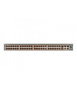Extreme Networks Ethernet Routing Switch 3600 3650GTS-PWR+ - switch - 50 ports - managed - rack-mountable
