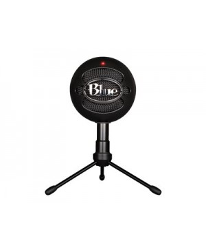 Blue Microphones Snowball ICE - Microphone - USB - black - with PlayerUnknown's Battlegrounds