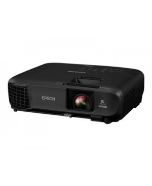 Epson PowerLite 1286 - 3LCD projector - portable - 802.11n wireless / Miracast