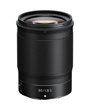 Nikon Nikkor - 85 mm - f/1.8 Lens for Nikon Z