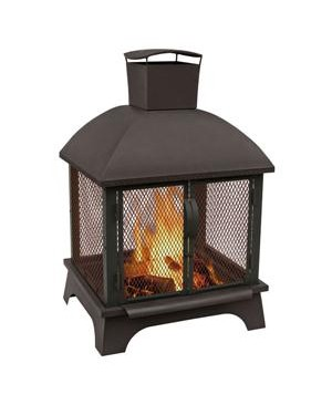 Landmann Redford Wood Fireplace