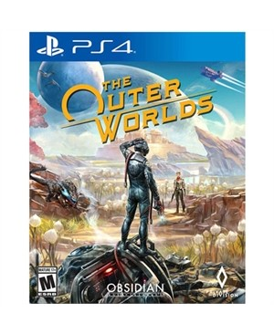 2K The Outer Worlds