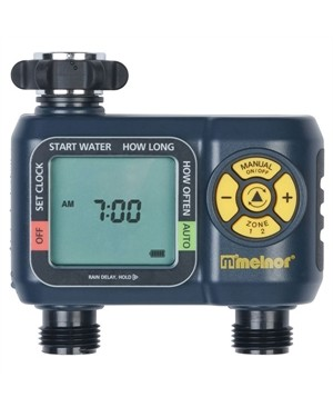 2 Zone Digital Water Timer