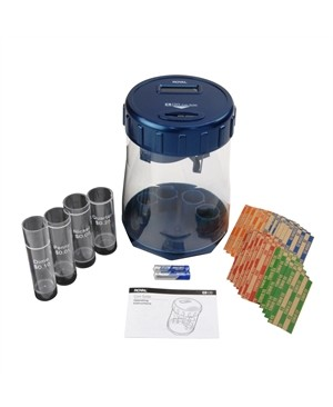 Royal CS 120 Coin Sorter - Navy