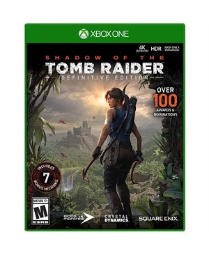 Shadow of Tomb Raider DE XB1