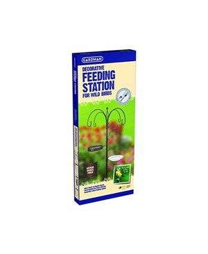 Bird Feeding Station ATQ BRZ