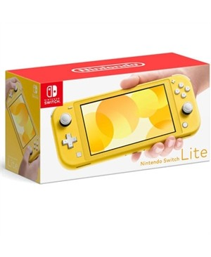 Nintendo SwitchLite Yellow