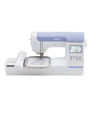 "Brother 5"" x 7"" Embroidery Machine with Large Color Touch LCD Screen"